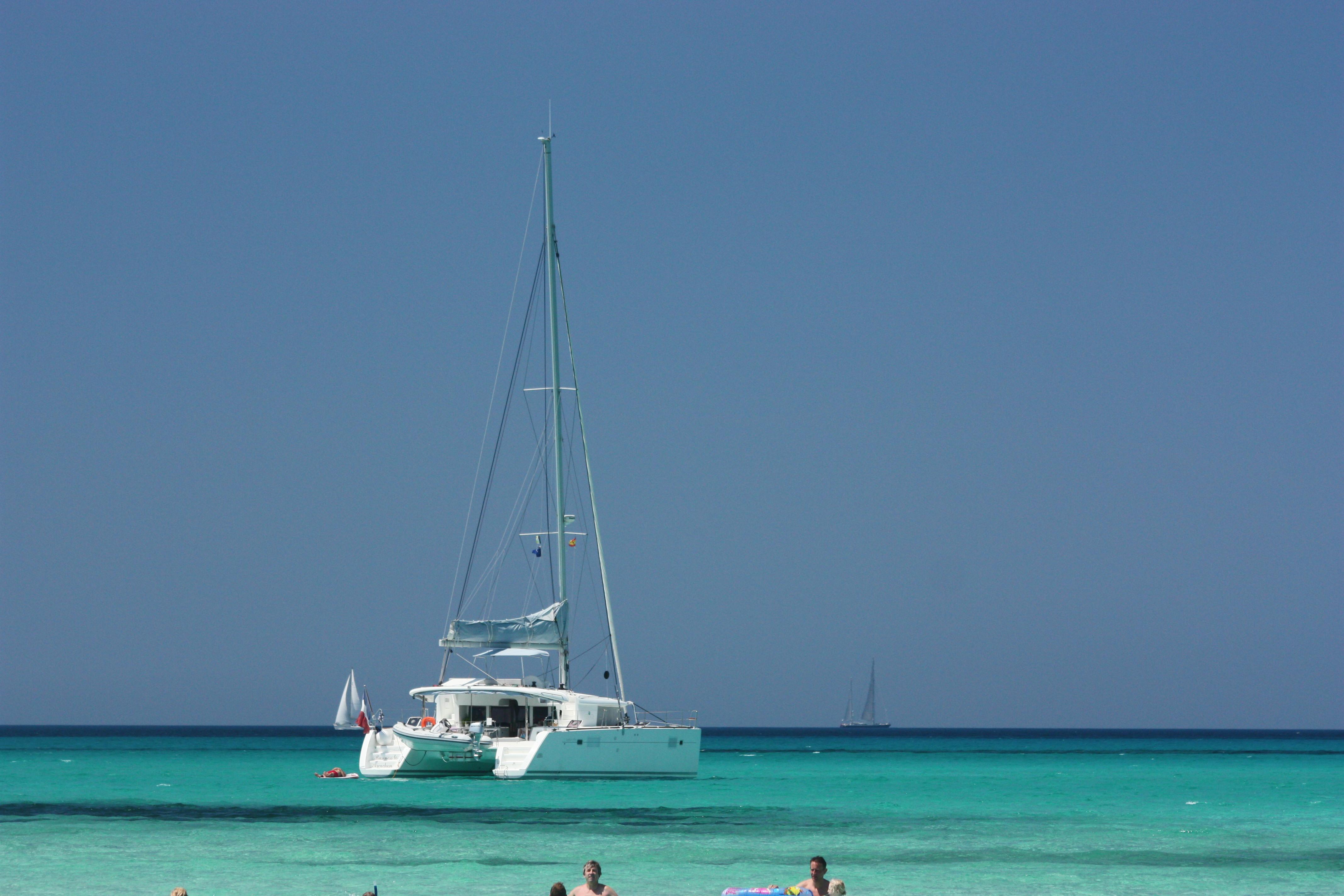 Skippertraining - Katamaran - Mallorca