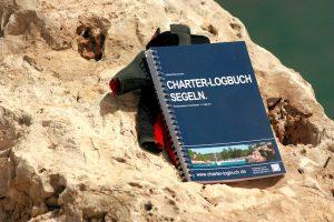 Charter-Logbuch Segeln. Mit Yachtcharter-Checkliste für Checkin & Sicherheitseinweisung