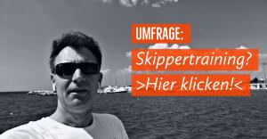 Umfrage Skippertraining